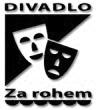 logo divadla černo- bílé